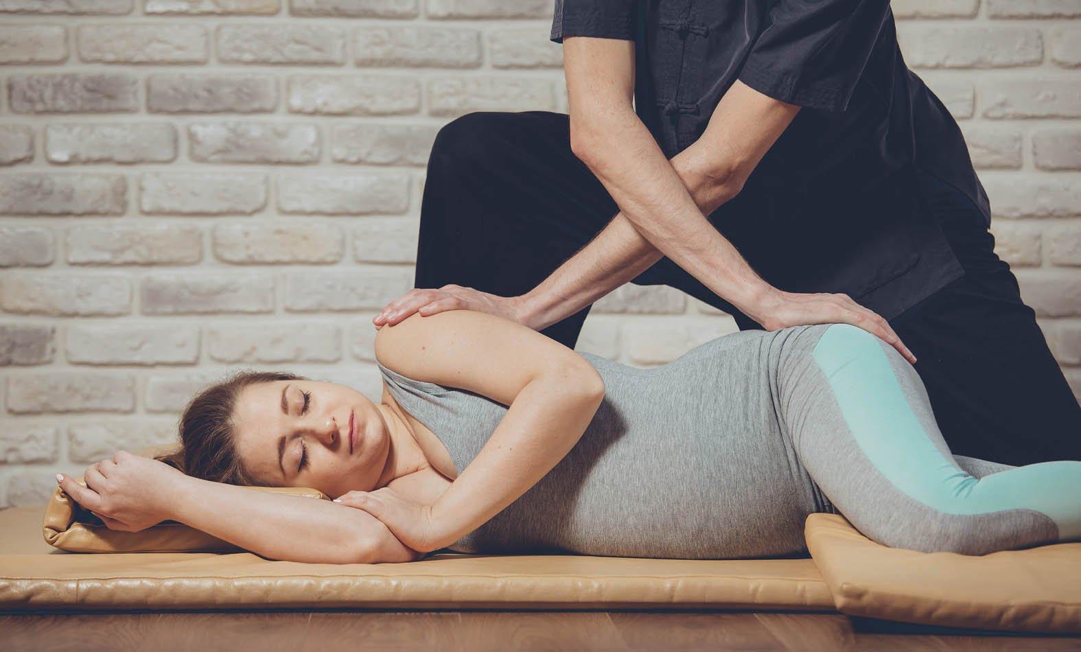 Pregnancy massage Auckland